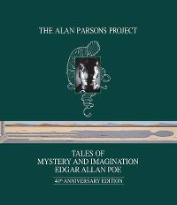 Cover The Alan Parsons Project - Tales Of Mystery And Imagination - 40th Anniversary Edition [DVD]